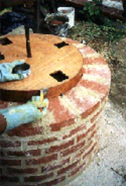 Comment Construire Votre Tour De Puit Briquetterie Capelle