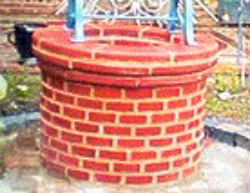 Comment construire votre tour de puit briquetterie capelle for Construction d un puit