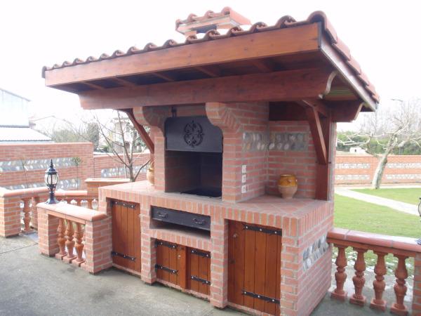 barbecue en brique fait maison - barbecue en brique fait maison ventana blog